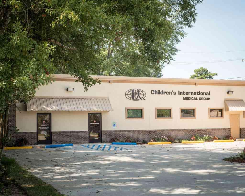 pediatrician bogalusa